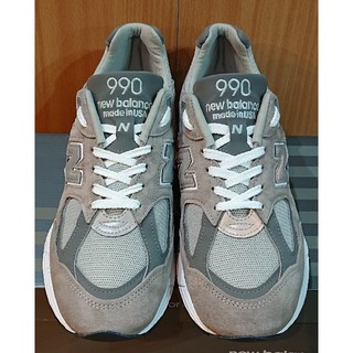 New Balance - NewBalance M990GR2 27.5㎝ US9.5廃番モデル