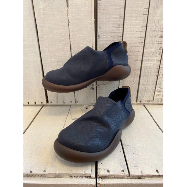 Regetta Canoe(リゲッタカヌー)の【消費税還元 / 送料無料】リゲッタカヌー CJOS6414 Mサイズ NVY メンズの靴/シューズ(その他)の商品写真