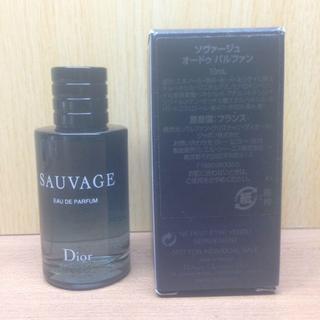 Christian Dior - 【新品未使用】10ml ディオール ソヴァージュ オー ドゥ パルファン