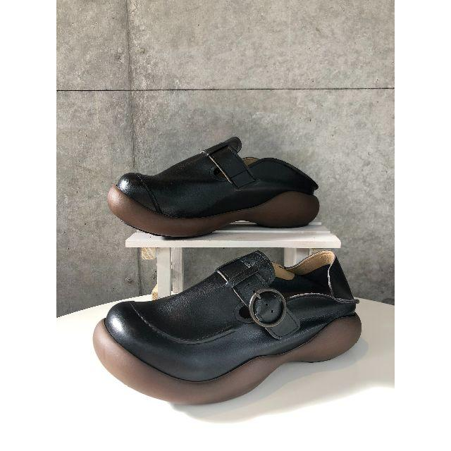 Regetta Canoe(リゲッタカヌー)の【消費税還元 / 送料無料】リゲッタカヌー CJOS6305 Mサイズ BLK レディースの靴/シューズ(その他)の商品写真