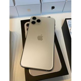 新品同等 iPhone11pro 256gb  シルバー ジャンク