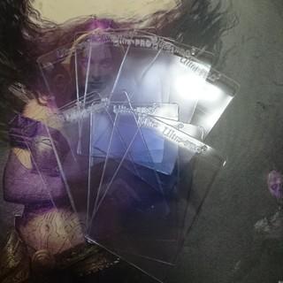 マジックザギャザリング(マジック:ザ・ギャザリング)のUltra PRO(ウルトラプロ) カードセーバー 10枚セット(カードサプライ/アクセサリ)