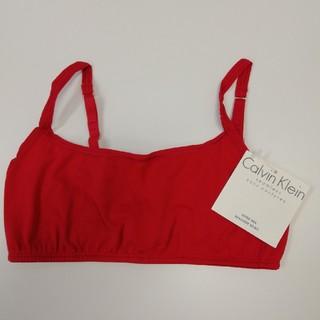 Calvin Klein - Calvin Klein カルバンクライン ブラトップ