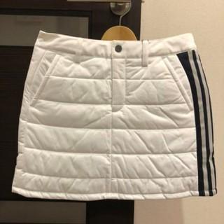 adidas - adidas レディース 中綿スカート