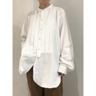 TODAYFUL - TODAYFUL タックドレスシャツ トゥデイフル 2020AW ホワイト