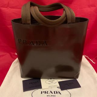 PRADA - PRADA☆レザートートバッグ