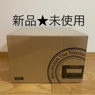BALMUDA - バルミューダ トースター K05A-BK  ブラック
