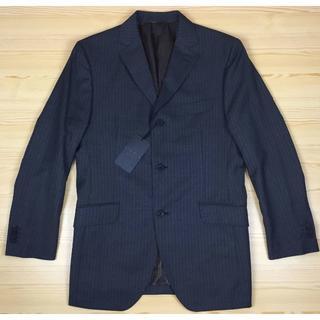 ジュンメン(JUNMEN)の新品6.2万タグ付JUNMENジュンメンREDA生地テーラードジャケット(テーラードジャケット)