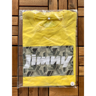 スズキ(スズキ)の【非売品】スズキ ジムニー JB64W Tシャツ Lサイズ(Tシャツ/カットソー(半袖/袖なし))