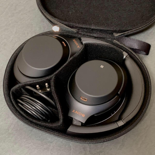 SONY - SONY wh-1000mx3ヘッドフォン ブラック外箱有り