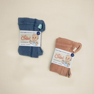 Caramel baby&child  - 【silly silas】ribbed footless tights レギンス