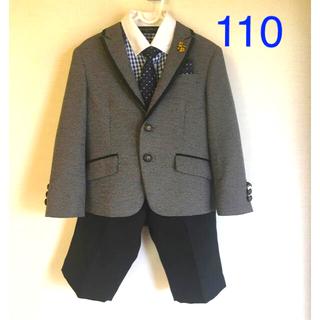 キャサリンコテージ(Catherine Cottage)のキャサリンコテージ スーツ 110 120 ミッシェルアルフレッド 七五三男の子(ドレス/フォーマル)