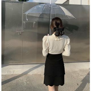 miumiu - 【MiuMiu】日本未入荷★ファイユキャディ スカート