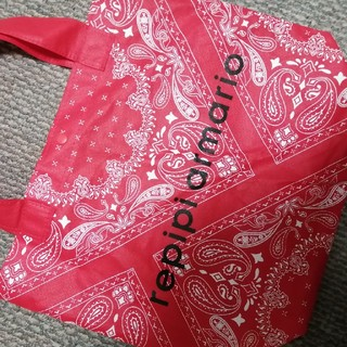 レピピアルマリオ(repipi armario)のレピピアルマリオ ショッパー(ショップ袋)