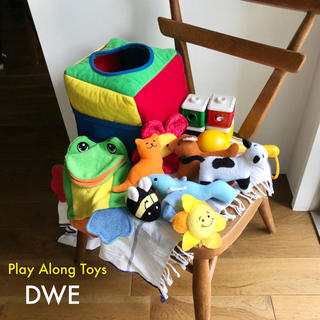 Disney - DWE Toys  プレイアロング