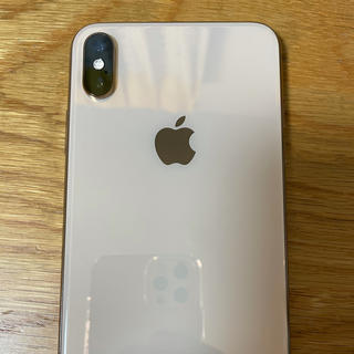 iPhone - iPhone Xs Max Gold 256 GB SIMフリー