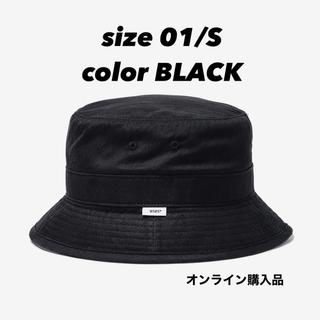 W)taps - WTAPS BUCKET HAT 01 BLACK