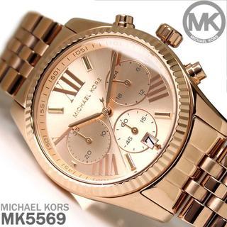 Michael Kors - 新品!送料無料!マイケルコース 腕時計 レディース クロノグラフ 人気 ブランド