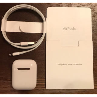 Apple - 美品 Apple AirPods A1602 A1722 A1524
