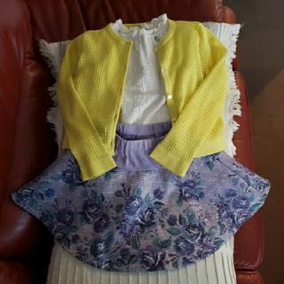 ANNA SUI mini - ANNA SUI mini スカート110