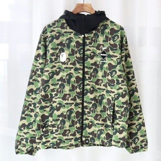 F.C.R.B. - BAPE® X FCRB SEPARATE PRACTICE JACKET