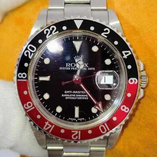 ロレックス(ROLEX)のROLEX GMTマスター2(腕時計(デジタル))