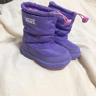 ヴァンズ(VANS)のVANS kids スノーブーツ 15cm(ブーツ)
