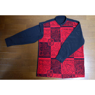 ジョンローレンスサリバン(JOHN LAWRENCE SULLIVAN)の古着 バンドカラーシャツ(シャツ)