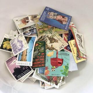 使用済み外国切手 10g(使用済み切手/官製はがき)