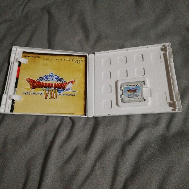 ニンテンドー3DS(ニンテンドー3DS)の最終値下げ☆ ドラゴンクエストVIII 空と海と大地と呪われし姫君 3DS エンタメ/ホビーのゲームソフト/ゲーム機本体(携帯用ゲームソフト)の商品写真
