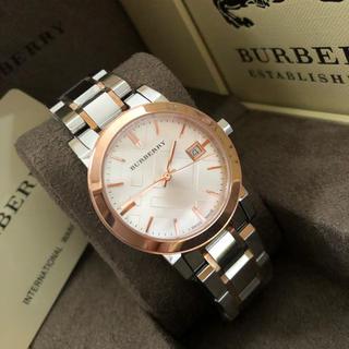 BURBERRY - 新品未使用 Burberry バーバリー レディース腕時計