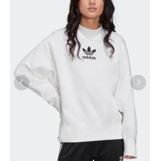 adidas - 完売品♡ロゴ スウェット シャツ