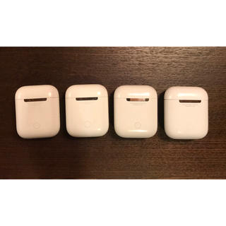 Apple - Apple AirPods 純正 充電器 A1602 4個