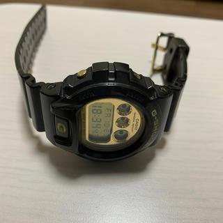ジーショック(G-SHOCK)のGショック チョコレート✖️ゴールド(腕時計(デジタル))