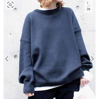 DEUXIEME CLASSE - Deuxieme Classe Oversized クルーネックセーター