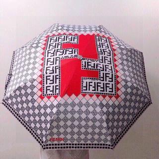 FENDI - fendi フェンディ 自動折り畳み傘