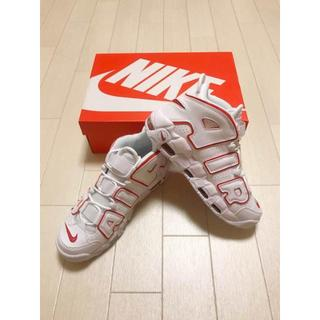 NIKE モアテン AIR MORE UPTEMPO 96(スニーカー)