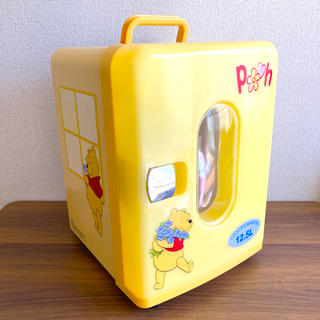 くまのプーさん - プー&ピグレット サーモエレクトリック冷温蔵庫 「くまのプーさん」