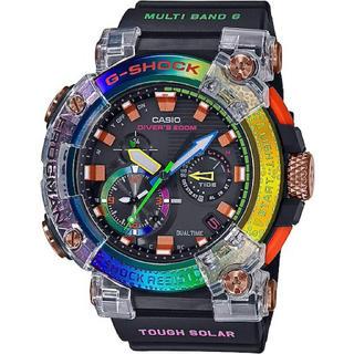 ジーショック(G-SHOCK)のCASIO G-SHOCK レインボー フロッグマン GWF-A1000BRT(腕時計(デジタル))