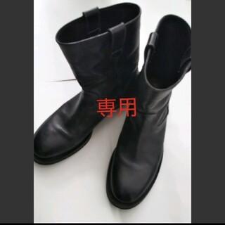 ヒステリックグラマー(HYSTERIC GLAMOUR)の専用  ヒステリックグラマー  VINTAGE加工  メンズ  ブーツ(ブーツ)