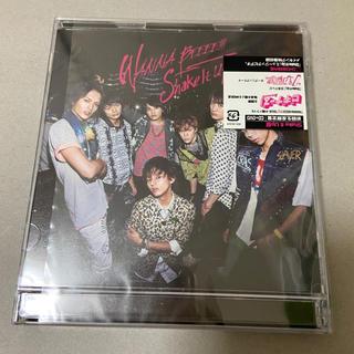 キスマイフットツー(Kis-My-Ft2)のWANNA BEEEE!!!/Kis-My-Ft2 初回生産限定盤(アイドルグッズ)