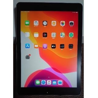iPad - ipad 第5世代 Wi-Fiモデル 128GB スペースグレイ