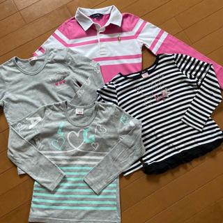 バービー(Barbie)のラルフローレン&AGLY&バービー   カットソー 4点(Tシャツ/カットソー)