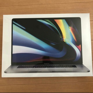 Mac (Apple) - 【新品未開封】 MacBook pro MVVK2J/A
