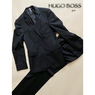 ヒューゴボス(HUGO BOSS)の極美品 HUGO BOSS ヒューゴボス 約11万 セットアップスーツ(セットアップ)