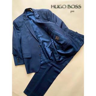 ヒューゴボス(HUGO BOSS)の極美品 HUGO BOSS ヒューゴボス 約13万 セットアップスーツ(セットアップ)