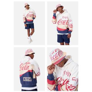 コカコーラ(コカ・コーラ)のKITH MONTAINS WILLIAMS Ⅲ HOODIE(パーカー)
