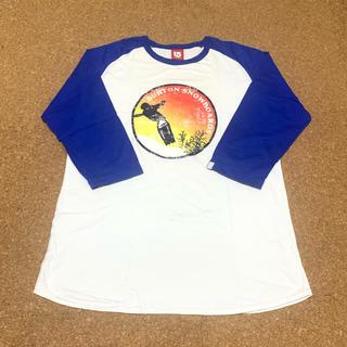 バートン(BURTON)の希少❗️《BURTON》ラグランTシャツ7分袖 レトロ(Tシャツ/カットソー(七分/長袖))