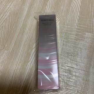ベネフィーク(BENEFIQUE)の新品未開封 ベネフィーク レチノリフトジーニアス 20g(アイケア/アイクリーム)