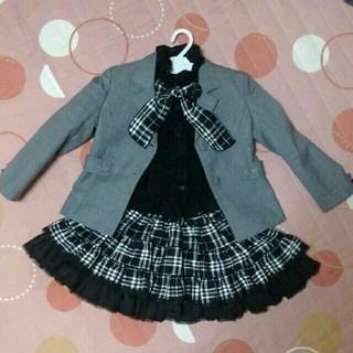 コムサイズム(COMME CA ISM)のフォーマル スーツ セットアップ(ドレス/フォーマル)